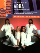 ABBA - Very Best Of Abba - Easy Piano - Partition - di-arezzo.fr