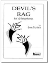 Jean Matitia - The Devil's Rag - Sheet Music - di-arezzo.co.uk
