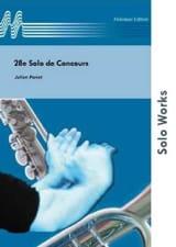 28e Solo de Concours Julien Porret Partition laflutedepan.com