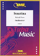 Sonatina, Opus 57 Jan Koetsier Partition Tuba - laflutedepan.com