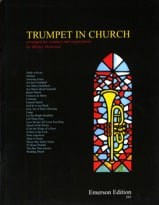 Trumpet In Church Partition Trompette - laflutedepan.com