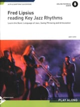 Reading Key Jazz Rhythms Fred Lipsius Partition laflutedepan