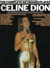 The Complete Keyboard Player Céline Dion Partition laflutedepan.com