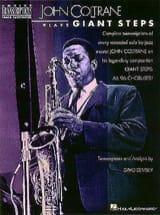 Plays Giant Steps - John Coltrane - Partition - laflutedepan.com