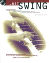 Just Swing Stephen Duro Partition Jazz - laflutedepan