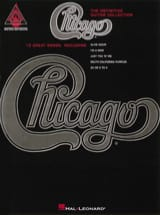 Chicago - The Definitive Guitar Collection. Guitare - Partition - di-arezzo.fr