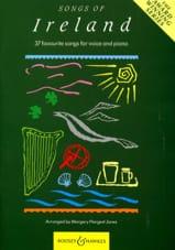 Songs Of Ireland Partition Musiques du monde - laflutedepan.com