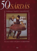 50 Csardas - Partition - Violon - laflutedepan.com