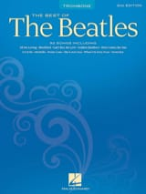 The Best Of The Beatles BEATLES Partition Trombone - laflutedepan.com