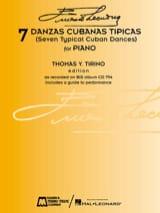 Ernesto Lecuona - 7 Danzas Cubanas Tipicas - Partition - di-arezzo.fr