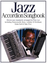 Jazz Accordion Songbook Partition Accordéon - laflutedepan.com