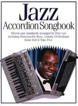 Jazz Accordion Songbook - Partition - Accordéon - laflutedepan.com