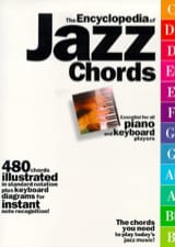 The Encyclopedia Of Jazz Chords - Partition - laflutedepan.com