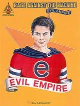 Evile Empire Rage Against The Machine Partition laflutedepan.com