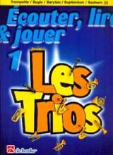 Ecouter Lire et Jouer - Les trios Volume 1 - 3 Trompettes - laflutedepan.com