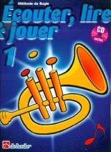 DE HASKE - Ecouter Lire et Jouer - Méthode Volume 1 - Bugle - Partition - di-arezzo.fr
