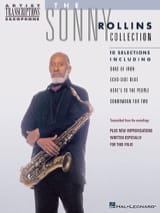 The Sonny Rollins Collection Sonny Rollins Partition laflutedepan.com