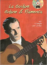 La Guitare Gitane & Flamenca Volume 1 Claude Worms laflutedepan.com