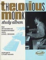 Study Album Thelonious Monk Partition Jazz - laflutedepan.com