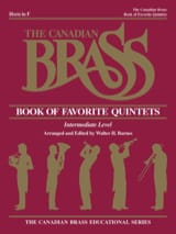 Book Of Favorite Quintets Partition laflutedepan
