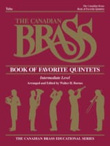 Book Of Favorite Quintets - Partition - laflutedepan.com