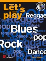 Let's Play Reggae, Blues, Pop Rock, Dance Dizzy Stratford laflutedepan
