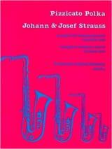 Pizzicato Polka Strauss Johann & Josef Partition laflutedepan.com