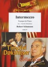 Intermezzo SCHUMANN Partition Trompette - laflutedepan.com