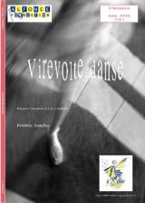 Frédéric Jourdan - Virevolte Danse - Partition - di-arezzo.fr