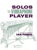 - Solos for the vibraphone player - Sheet Music - di-arezzo.com