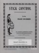 Stick Control George L. Stone Partition laflutedepan.com