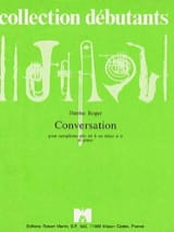 Denise Roger - Conversation - Partition - di-arezzo.fr