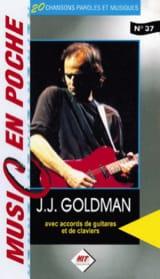 Jean-Jacques Goldman - Music in your pocket N ° 37 - Volume 2 - Sheet Music - di-arezzo.com