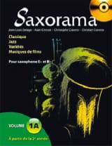 - Saxorama Volume 1A - Partition - di-arezzo.ch