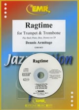 Dennis Armitage - Ragtime - Partition - di-arezzo.fr