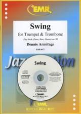 Swing Dennis Armitage Partition Ensemble de cuivres - laflutedepan.com