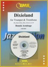 Dixieland Dennis Armitage Partition Ensemble de cuivres - laflutedepan