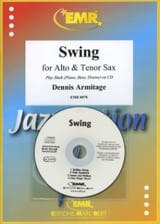 Dennis Armitage - Swing - Partition - di-arezzo.fr