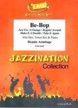 Dennis Armitage - Be-Bop - Sheet Music - di-arezzo.com