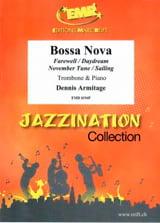 Dennis Armitage - Bossa Nova - Sheet Music - di-arezzo.com