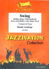 Dennis Armitage - Swing - Sheet Music - di-arezzo.com