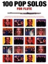 100 Pop Solos For Flute Partition laflutedepan.com