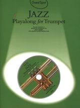 Guest Spot - Jazz Playalong For Trumpet Partition laflutedepan.com