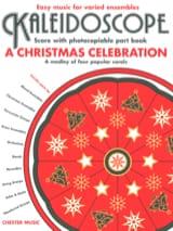 A Christmas Celebration - Kaleidoscope Noël Partition laflutedepan