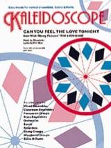 Can You Feel The Love Tonight - Kaleidoscope Elton John laflutedepan