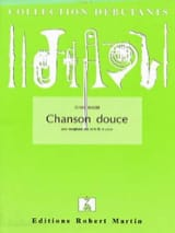 Chanson Douce - Denise Roger - Partition - laflutedepan.com