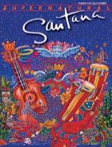 Supernatural Carlos Santana Partition Pop / Rock - laflutedepan
