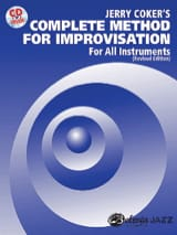 Complete Method For Improvisation Jerry Coker laflutedepan.com