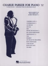 Charlie Parker - Charlie Parker For Piano Volume 1 - Partition - di-arezzo.fr