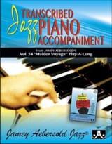 Jazz Piano Voicing Volume 54 - Maiden Voyage - laflutedepan.com